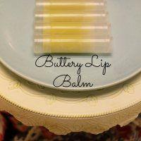 Buttery Lip Balm - A DIY Tutorial! - Faulk Farmstead