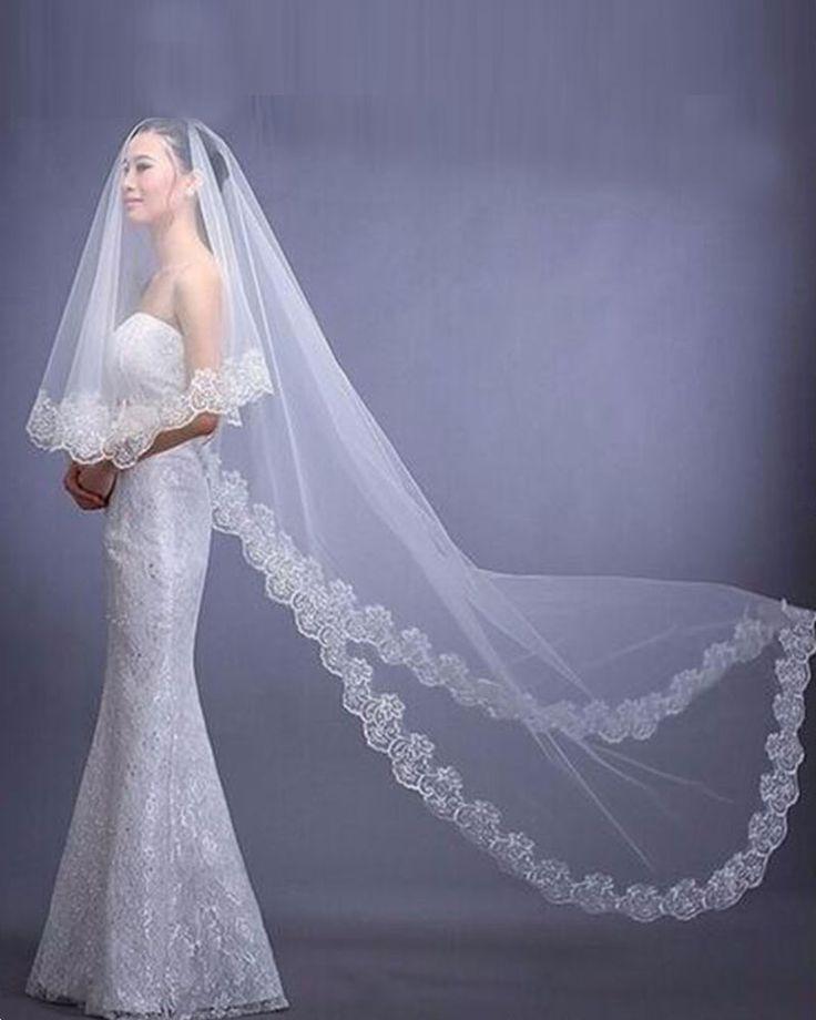 Jark tozr مخصص جديد بابا الصين يزين حافة طبقة واحدة الحجاب للكبار المرأة 2016 الزفاف الحجاب