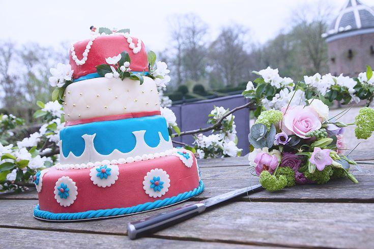 Vintage Wedding – Trouwen in de Betuwe | Kasteel Ophemert | april 2014
