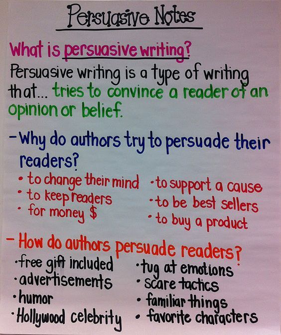 the best persuasive writing ideas oreo anchor  persuasive writing chart