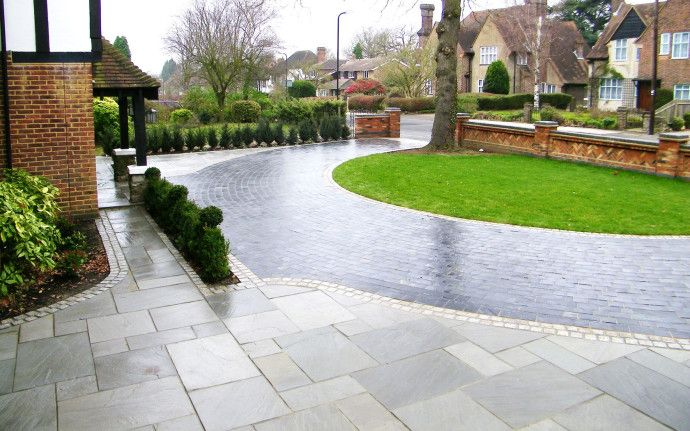 Best 60 Driveway Designs and Ideas images on Pinterest ...