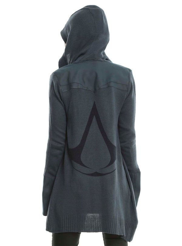 Hot Topic Unveils Their 'Assassin's Creed' Fashion Collection