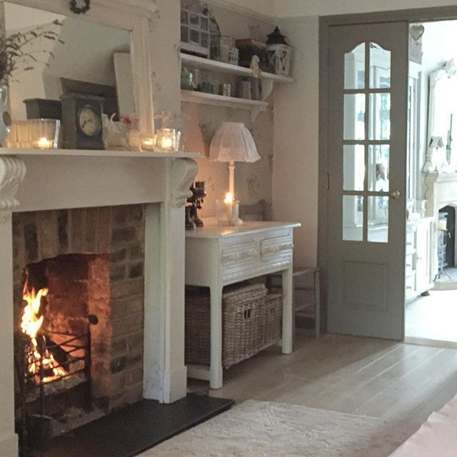 Best 25 Cottage Fireplace Ideas On Pinterest Stove