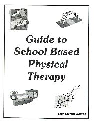 Physical Therapy uniersity guide