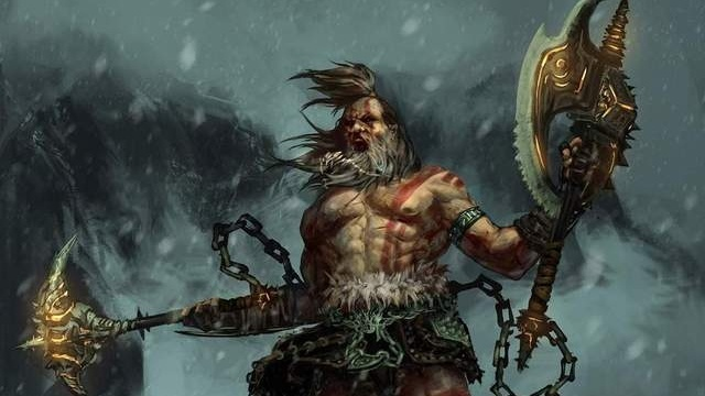 Barbarian: Barbarian Horde, Barbarian Warriors Vikings Etc, Barbarian Galleries, Fantasy Barbarian, Fantasy Drawings, Character Concept, Art Reference, Fantasy Artz, Barbarian Art