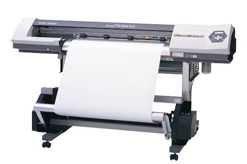 GraphicPoints.Com - Roland VersaCAMM VP300i 30-inch Printer/Cutter