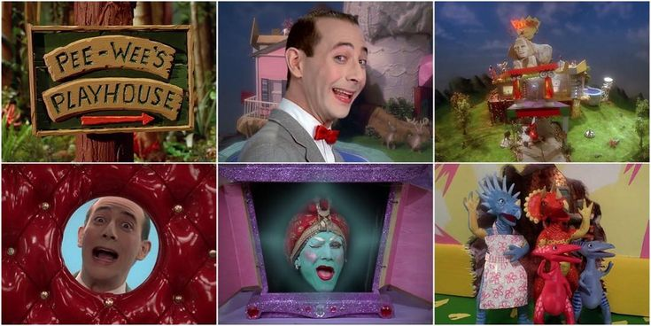 Since it debuted in 1986, Pee-wee's Playhouse, the loony, bewildering cloud cuckoo-land of a television show, has been hard to describe in the finite terms of our known world. Even after ample introduction to Paul Reubens' living firecracker character through a stage show, an HBO special, and Tim Burton's directorial debut Pee-wee's Big Adventure, the TV series felt like something holistically new, remarkably unlike anything before it.