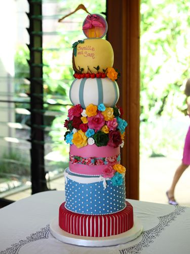 Ideas In IcingThe Wedding Cake Specialist Sunshine Coast