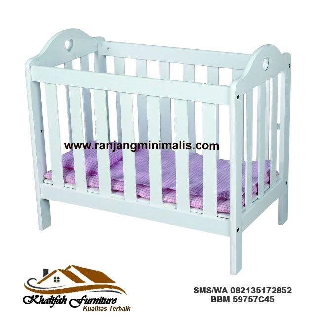 Tempat Tidur Bayi TTB29