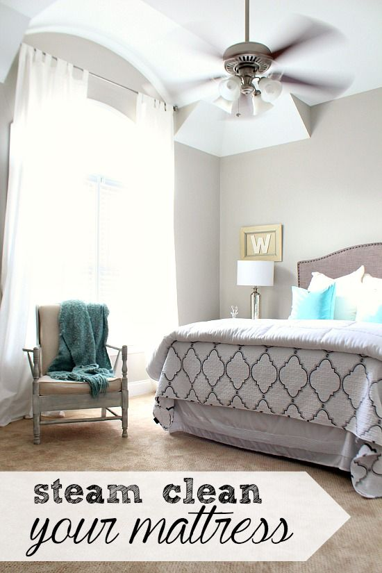 How to clean your Mattress!! All Natural Spring Cleaning   Refresh Restyle