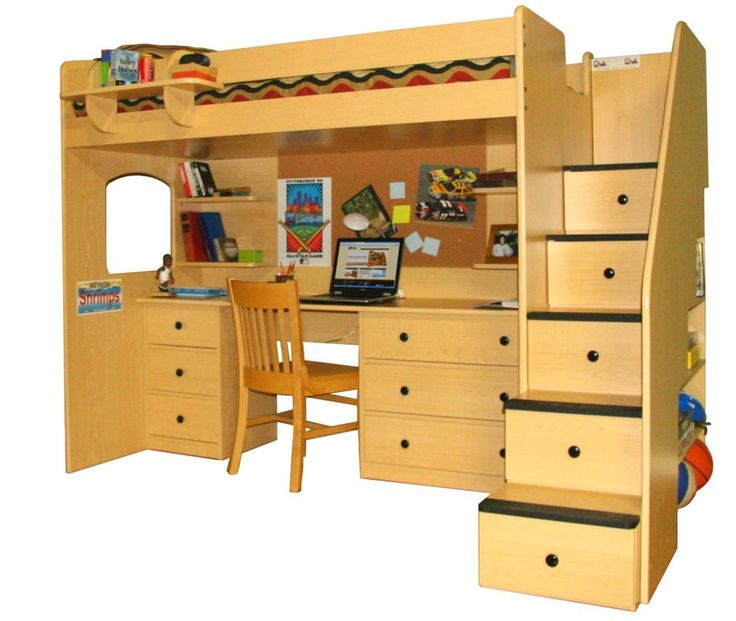 Bedroom. Desk bunk beds loft with stairs, many drawers bunk beds, modern bunk beds online. Smart plans for bunk beds with stairs