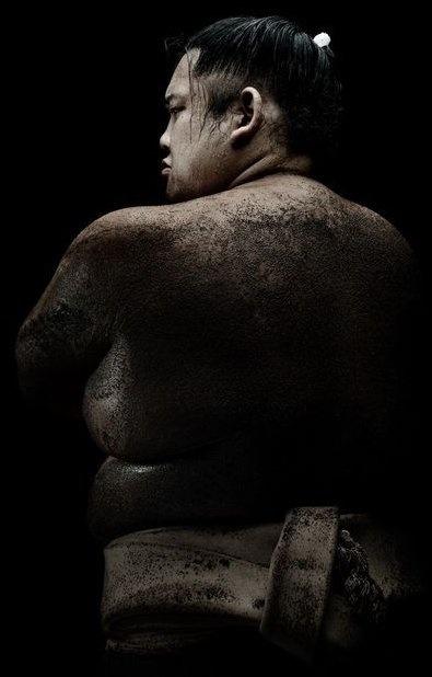 力士 | Rikishi | Sumo Wrestler  by Denis Rouvre