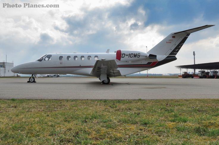 Cessna 525A Citation CJ2 - D-ICMS