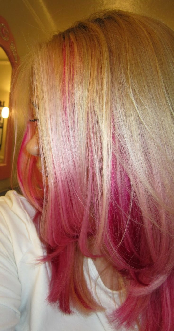 25 Best Ideas About Pink Hair Tips On Pinterest Pastel