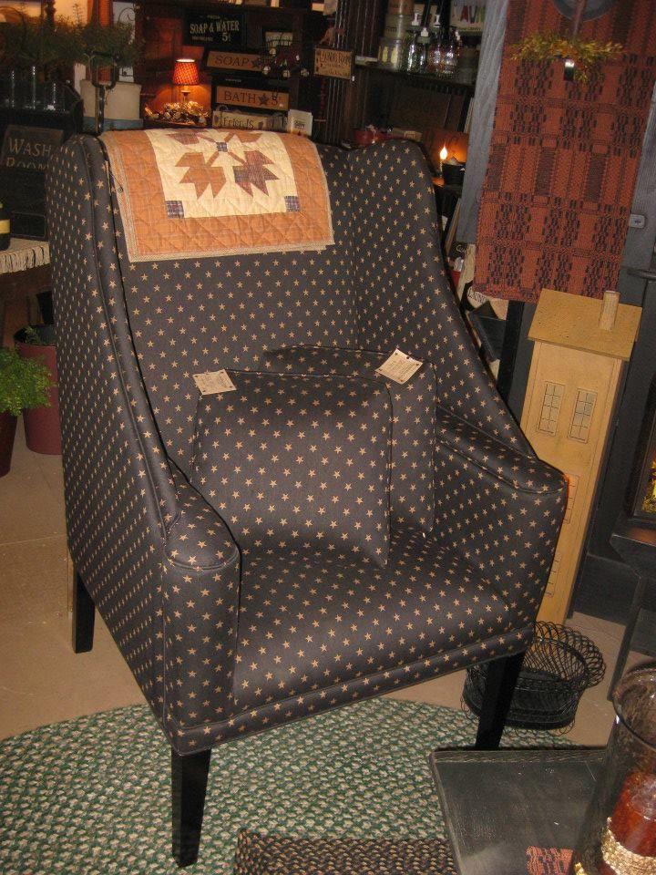 Farmhouse U0026 Country Primitive Upholstered Furniture