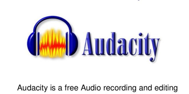 Audacity FileHippo is an open source audio editor and