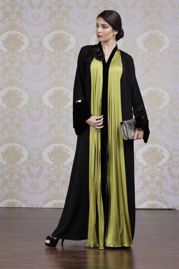 Awesome Fashion 2012: Awesome Saudi Abaya Fashion 2012