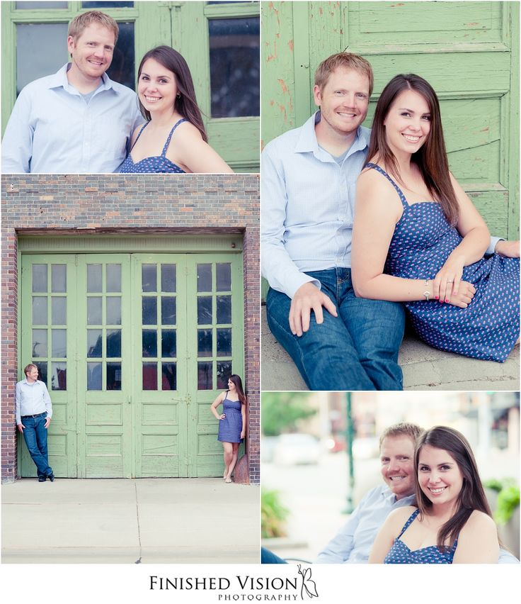 Sioux Falls Wedding Photographers Fun And Playful Engagement Photography Session