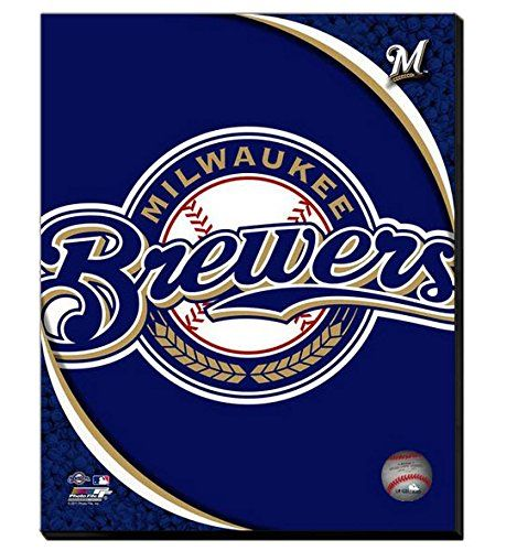 Milwaukee Brewers Team Logo Canvas Framed Over With 2 Inches Stretcher Bars-Ready To Hang- Awesome & Beautiful-Must For A Championship Team Fan! All Teams Logo Canvas Available-Please Go Through Description & Mention In Gift Message If Need A different Team-Choose Size Option! (16 x 20 inches stretched Milwaukee Brewers Team Logo Canvas) Art and More, Davenport, IA http://www.amazon.com/dp/B00N4U4090/ref=cm_sw_r_pi_dp_.Ecyub11VXBK4