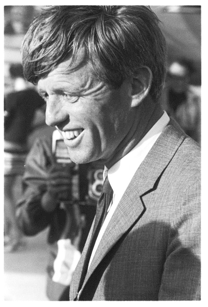 "United States Attorney General Mr~~Robert Francis Kennedy (November 20, 1925 – June 6, 1968), commonly known as ""Bobby"" or by his initials RFK, was an American politician from Massachusetts. He served as a Senator for New York from 1965 until his assassination in 1968. He was previously the 64th U.S. Attorney General from 1961 to 1964, serving under his older brother, President John F. Kennedy. ❤❁❤❁❤❁❤❁❤❁❤ http://en.wikipedia.org/wiki/Robert_F._Kennedy"