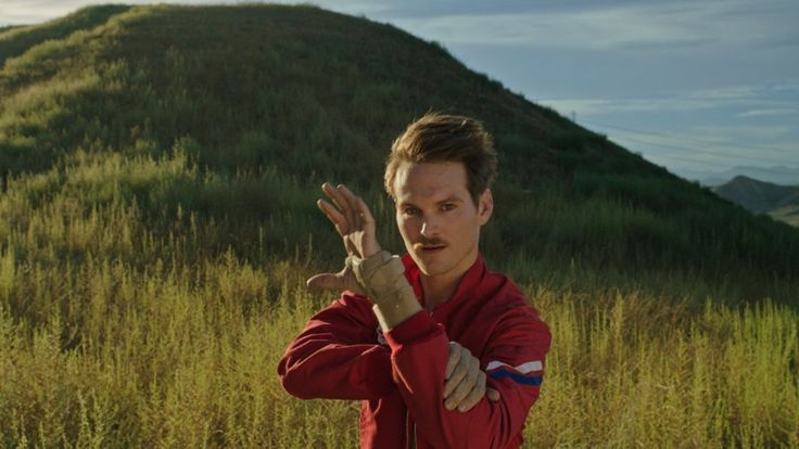 Adam Nee in Band of Robbers