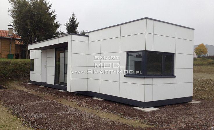 Domy Modułowe SmartMod. Domki letniskowe, holenderskie drewniane .