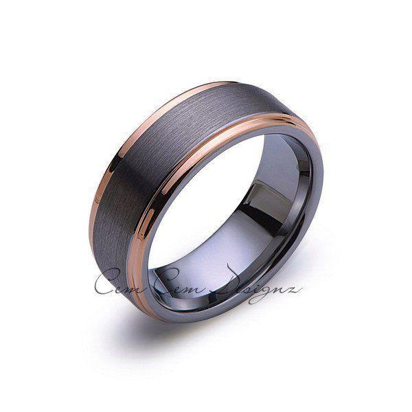 Best 25 Tungsten mens rings ideas on Pinterest Groom ring Men