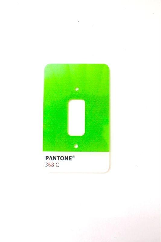 Capa para Interruptor - Pantone