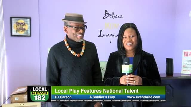 """Check out exclusive coverage of the stage production of """"A Soldier's Story.""""   #news #LTARadio #SCBTV182 #radio #tv #stage #play #entertainment #SoldiersStory #SoldiersPlay #community #theatre"""