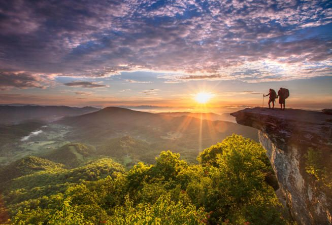 Roanoke Shines in 2016 Best of the Blue Ridge Awards by Blue Ridge Outdoors Magazine