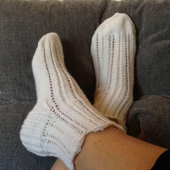Sokker, hullmønster