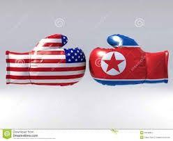 La Corée du Nord et USA   le président américain Donald Trump à déclaré un nouvel avertissement à la Corée du Nord vendredi 11 Août 2017 quand il a souligné que les armes américaines  prêtes.  Cela est arrivé dans une dernière déclaration au milieu de l'escalade de la guerre qui fait rage des mots entre Washington et régime de Pyongyang qui a les armes nucléaire.  Trump a écrit via Twitter que  les solutions militaires est maintenant complètement en place qui est prêt à être mise en œuvre…
