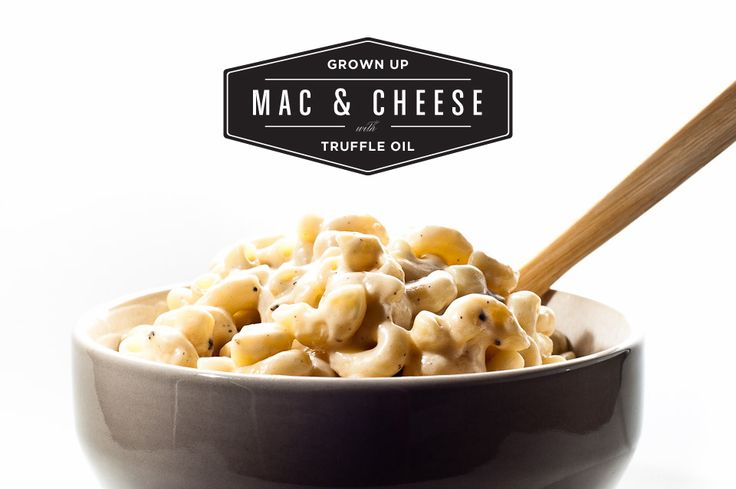 Truffle Mac and Cheese Recipe