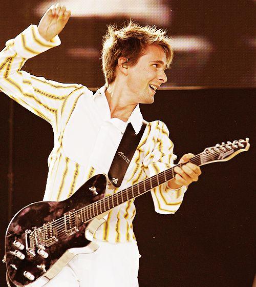 Muse   Matt Bellamy