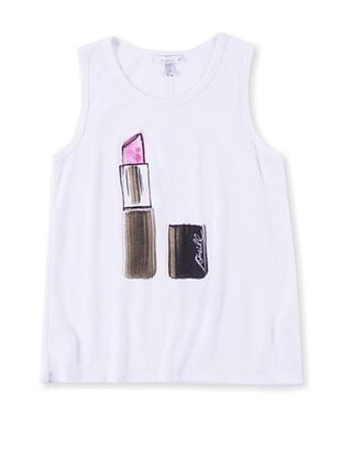 68% OFF O'Neill Girl's 7-16 Lipstick Tank (White)