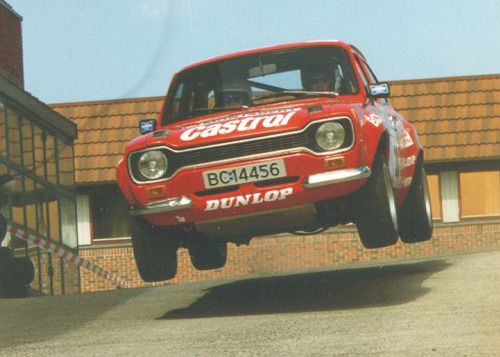 Ford Escort MKI Rally (1967)