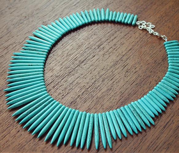 Tribal Queen Necklace