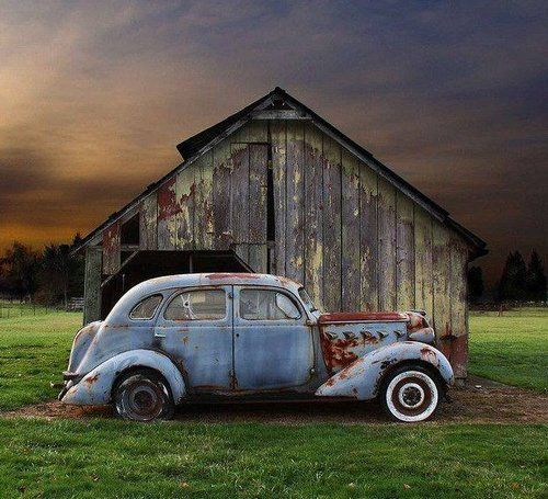 25+ Best Ideas About Old Barns On Pinterest