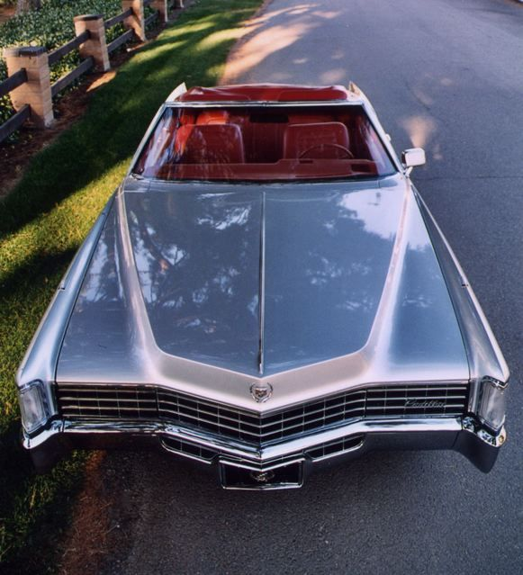 1968 Cadillac Eldorado Convertible Maintenance/restoration of old/vintage vehicles: the material for new cogs/casters/gears/pads could be cast polyamide which I (Cast polyamide) can produce. My contact: tatjana.alic@windowslive.com