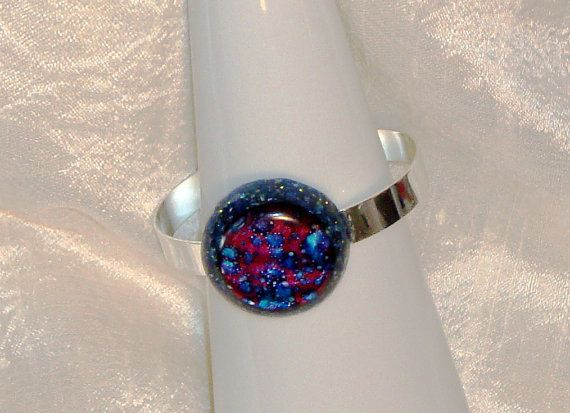 Orgone  orgonite bracelet with Cosmos Mother by OrgoniteCreations