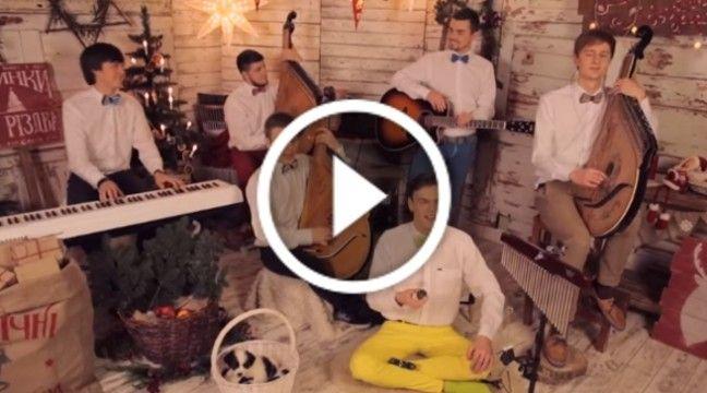 Відома різдвяна пісня Jingle Bells зазвучала українською
