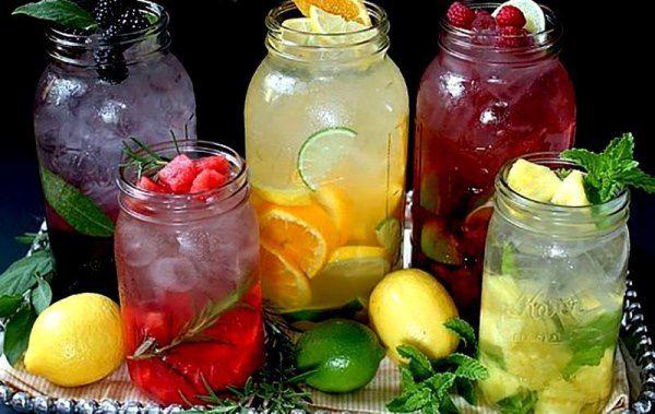 Рецепты приготовления полезной и вкусной воды из фруктов и трав 1