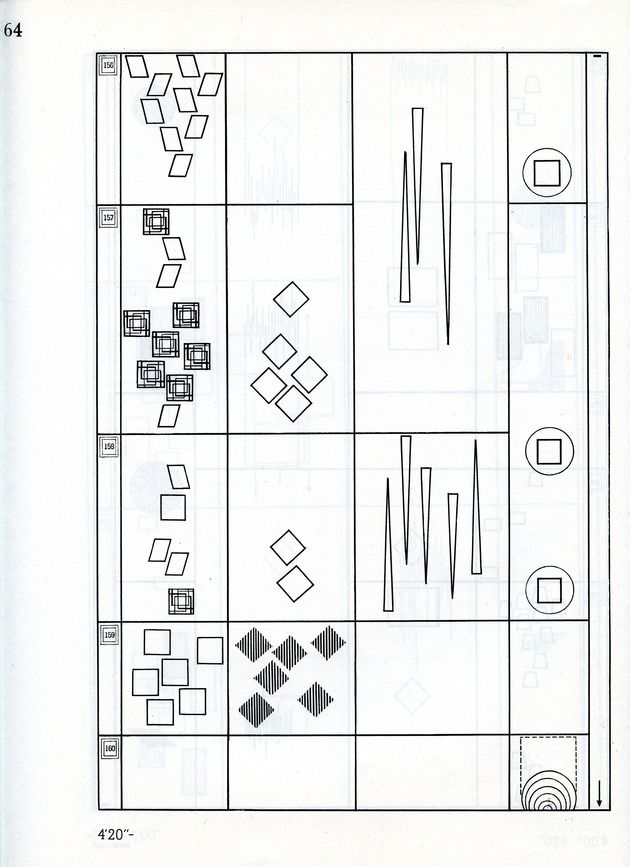 Bogusław Schaeffer, Symfonia: Muzyka Elektroniczna (Symphony: Electronic Music), 1964. Published 1968.