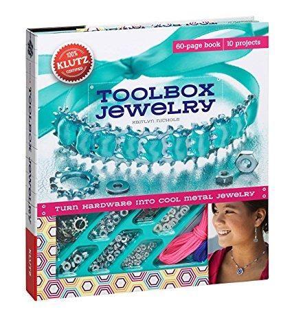Toolbox Jewelry BOX NOV