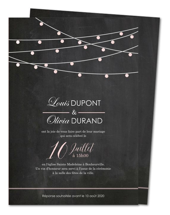 Turbo 23 best Invitation au mariage images on Pinterest | Marriage  NM05