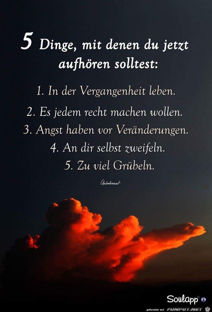 5 dinge. mit denen du aufhoeren sollst – #aufhoeren #denen #dinge #sollst – #Spr…