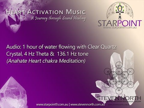 Heart Activation Music presents an hour of gentle meditation to focus on the Heart Chakra