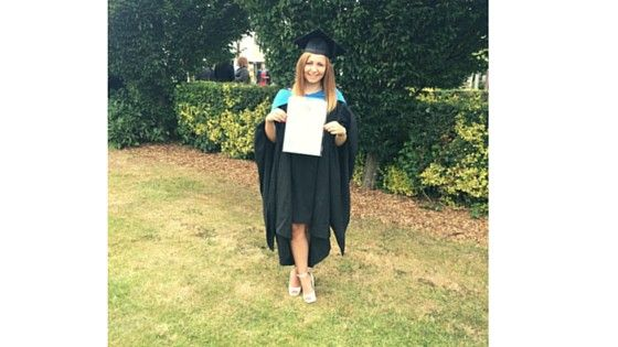 Fashion Marketing graduate put her skills into practice at Graduate Fashion Week — Medium
