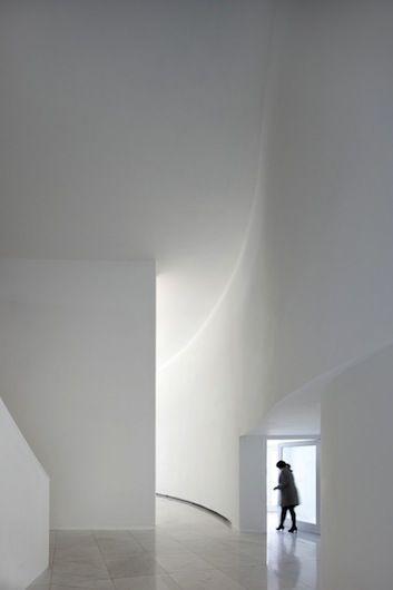 Mimesis Art Museum by Alvaro Siza