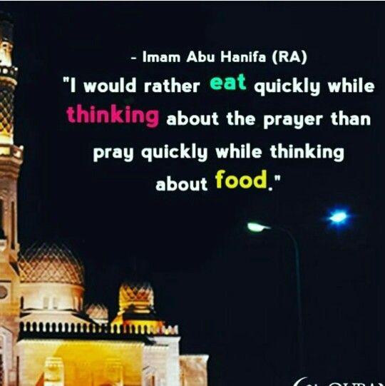 -Imam Abu Hanifa (R.A)